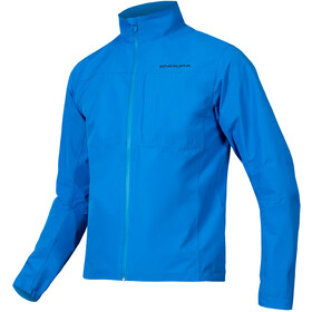 Endura Hummvee Lite II Waterproof Jacket Men azure blue